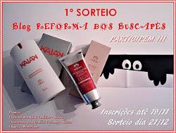 Participem!!!!    Sorteio no Blog Reforma dos Buscapé