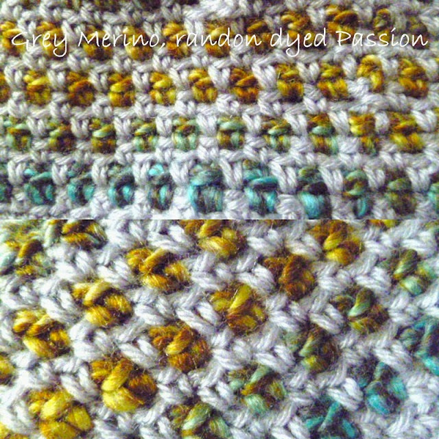 Moss Stitch How To Do Single Crochet Lots Of Texture And