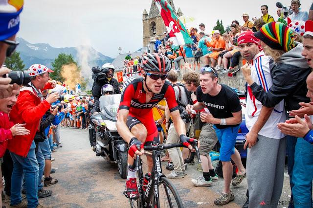 Teejay van Garderen, Tour de France