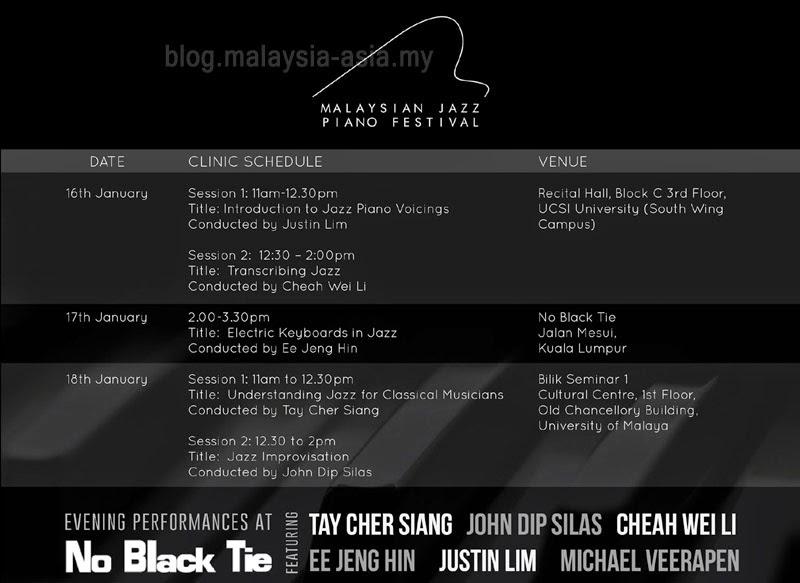 Malaysia Jazz Piano Festival