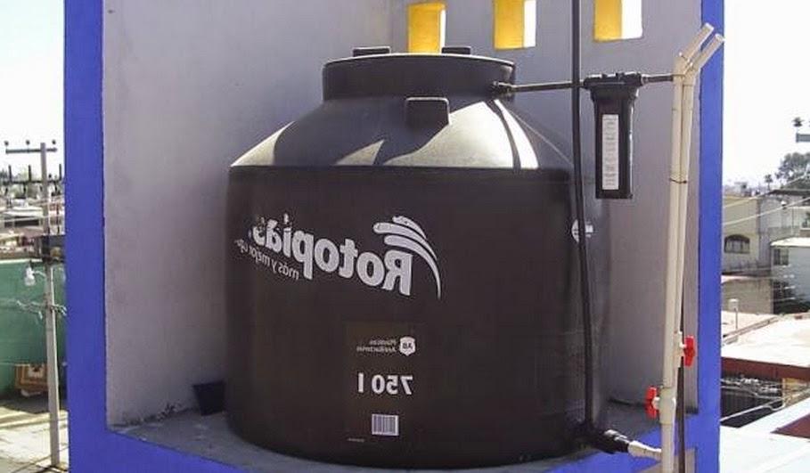 Sistema rotoplas para residenciales en nicaragua nuevos for Tanque de agua rotoplas