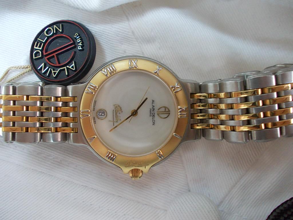 vintage watches: Alain...