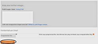 Cara Mudah Buat Web Instan Blogger 3
