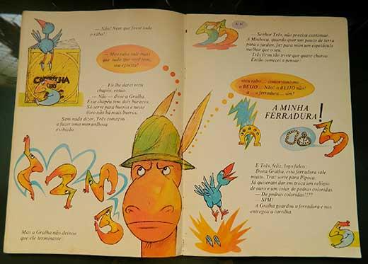 Livros infantis - Pipoca - Lucia Vianna Lacourt - 03