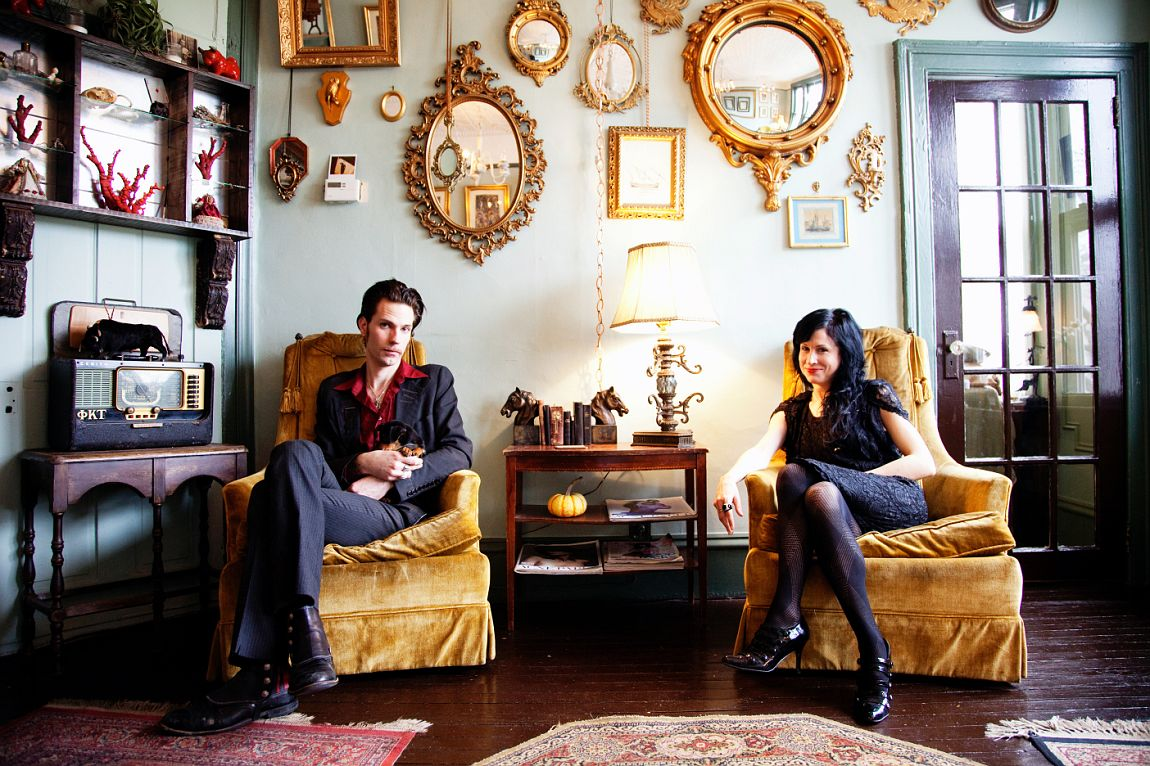 Alice In Happy High: One Eccentric Couple And Their Home