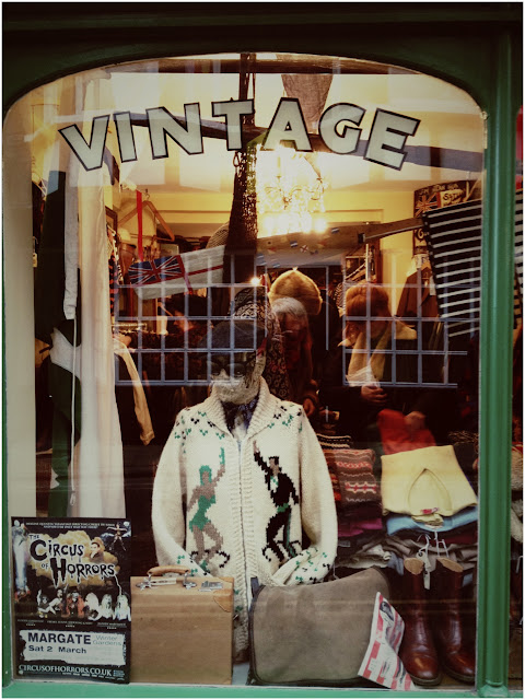 Margate Vintage Man's Shop