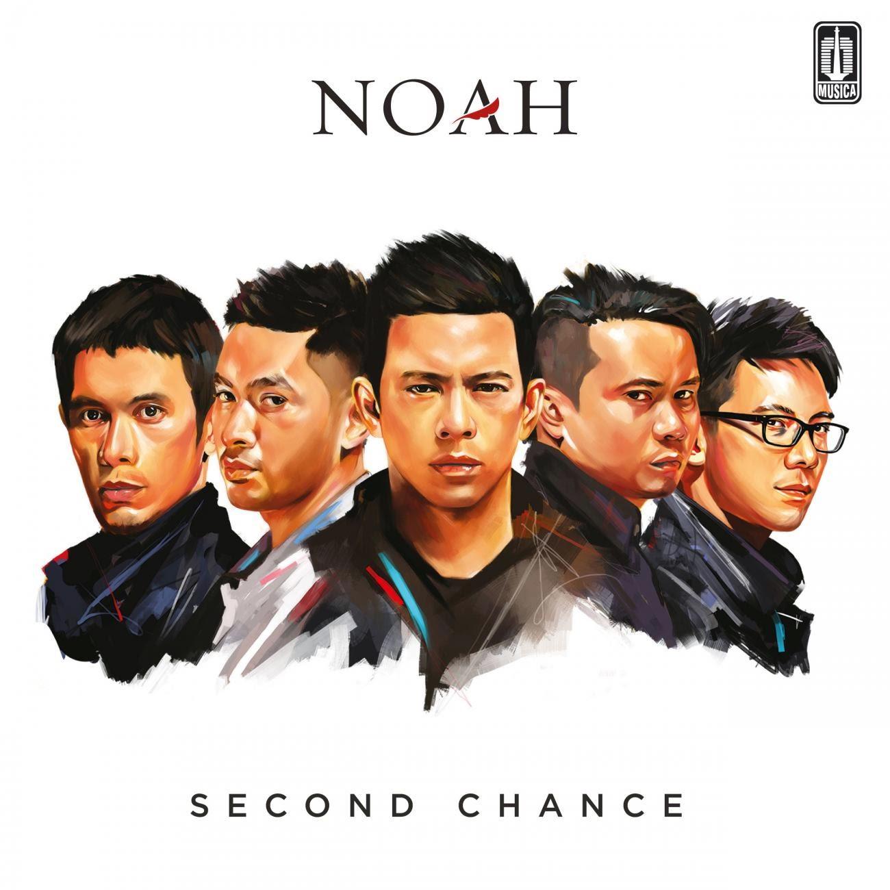 Kunci gitar Noah Seperti Kemarin