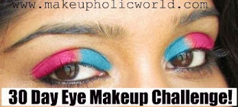 Click for 30 Day Eye makeup Challenge Looks