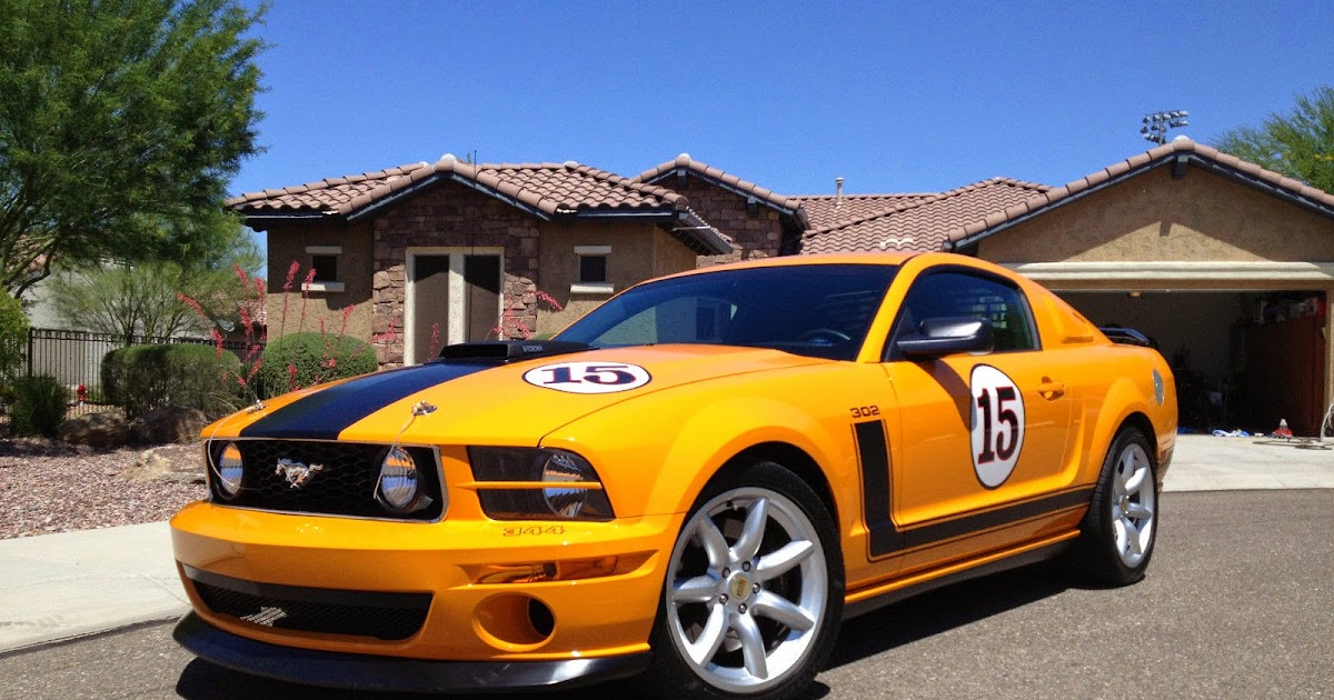 for sale american muscle cars 2007 saleen limited edition mustang. Black Bedroom Furniture Sets. Home Design Ideas