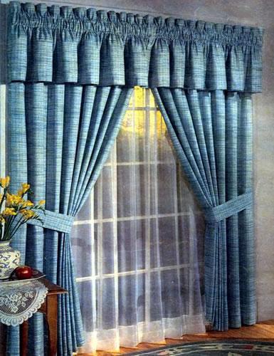 Decoraciones de lujo - Muestrario de telas para cortinas ...