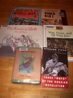 Selected reading about The Russian Revolution