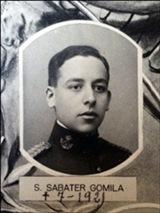 Capitán Sebastián Sabater Gomila