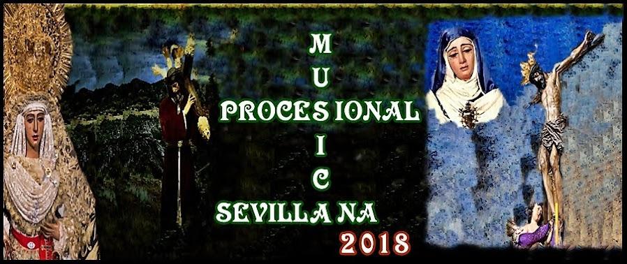 MÚSICA PROCESIONAL SEVILLANA PARA BANDAS DE MÚSICA