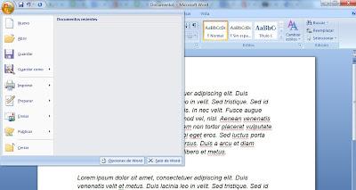 Открыть окно печати из меню Файл