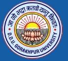 DDU Gorakhpur Admit Card