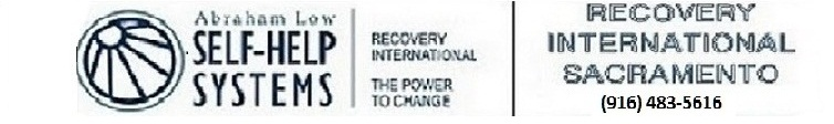 RECOVERY INTERNATIONAL SACRAMENTO
