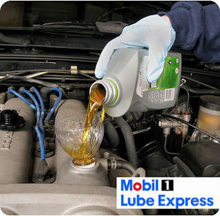 Mobil lube express coupons