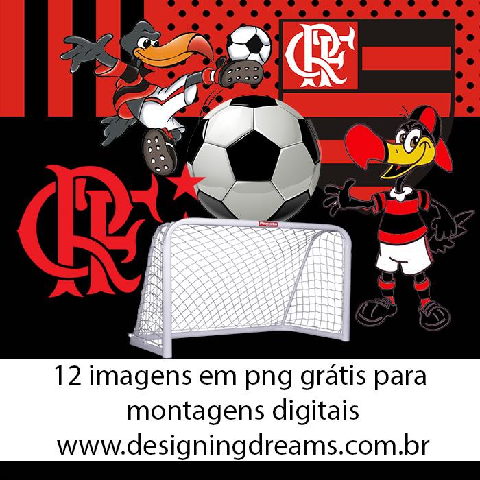 Scrapkit Flamengo Imagens Para Montagens Digitais Cantinho Do Blog