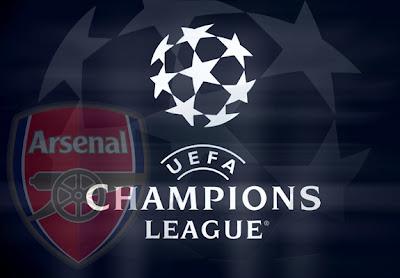 Arsenal Champions League 2012/2013
