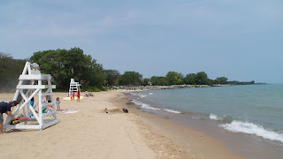 Illinois beach