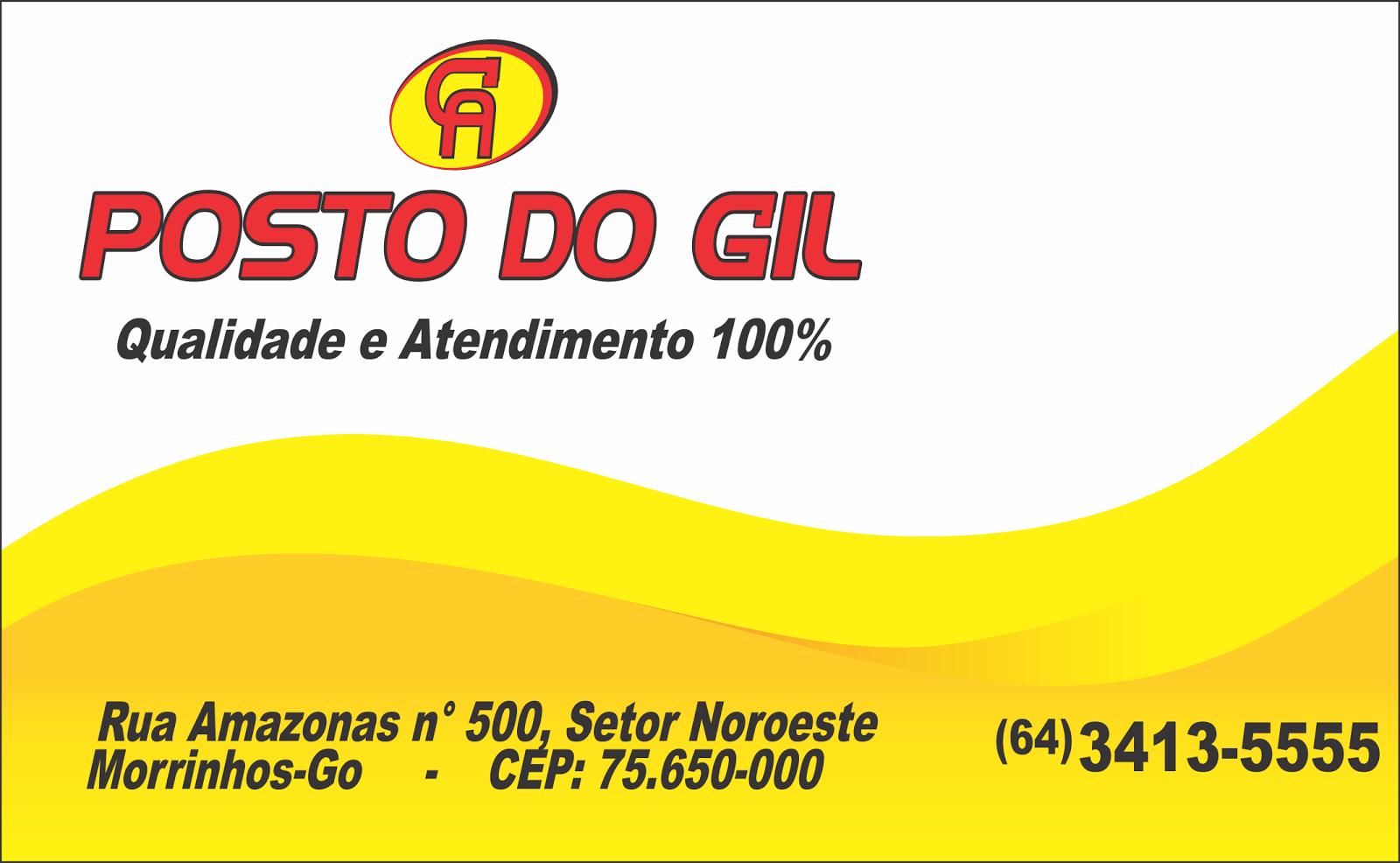 Posto Gil a melhor gasolina do Brasil!!!!!