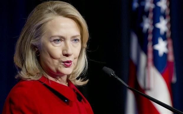 Ασύληπτο ποσό στα πόδια της Χίλαρι Κλίντον για να... μιλήσει