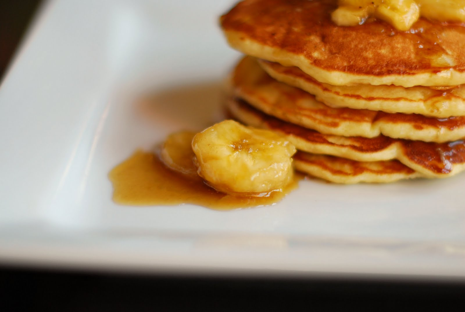 Banana Pancakes I Recipe — Dishmaps