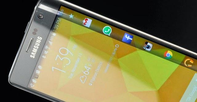 Thêm thông tin Galaxy S6 sẽ có màn hình cong