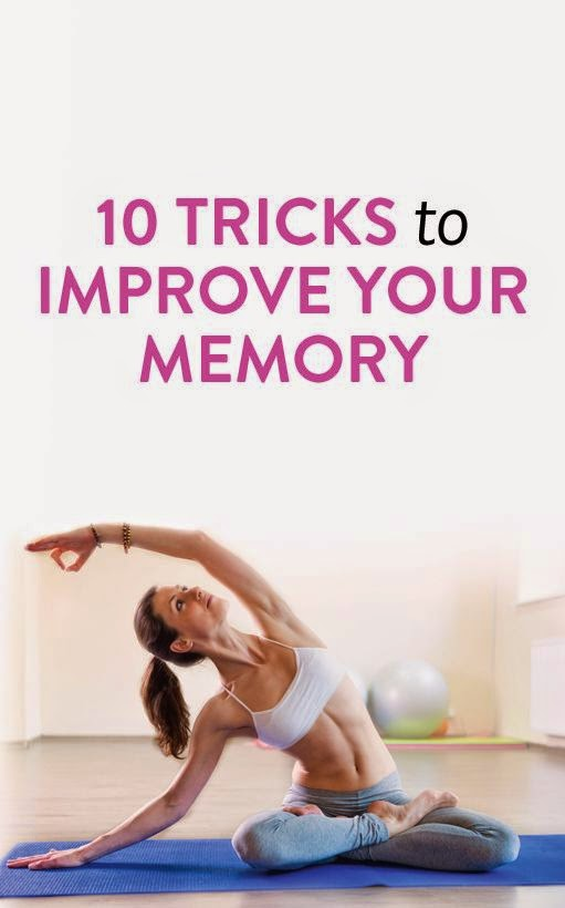 10 tip to improve your memory