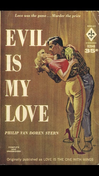 Really Cool Book Covers : Kenney mencher cool but really sexist retro book covers