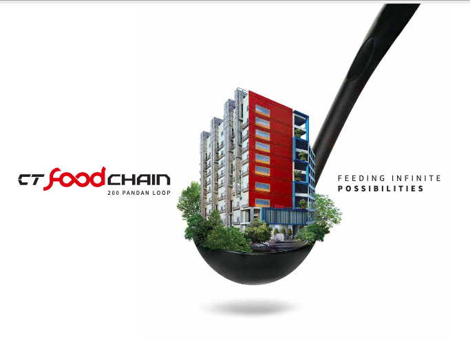 CT Food Chain @ Pandan Loop For Sale!