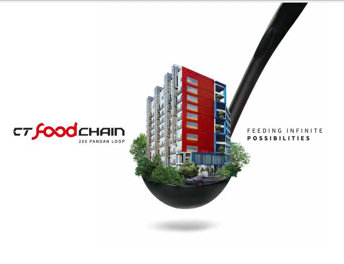 CT Food Chain @ Pandan Loop For Sale!
