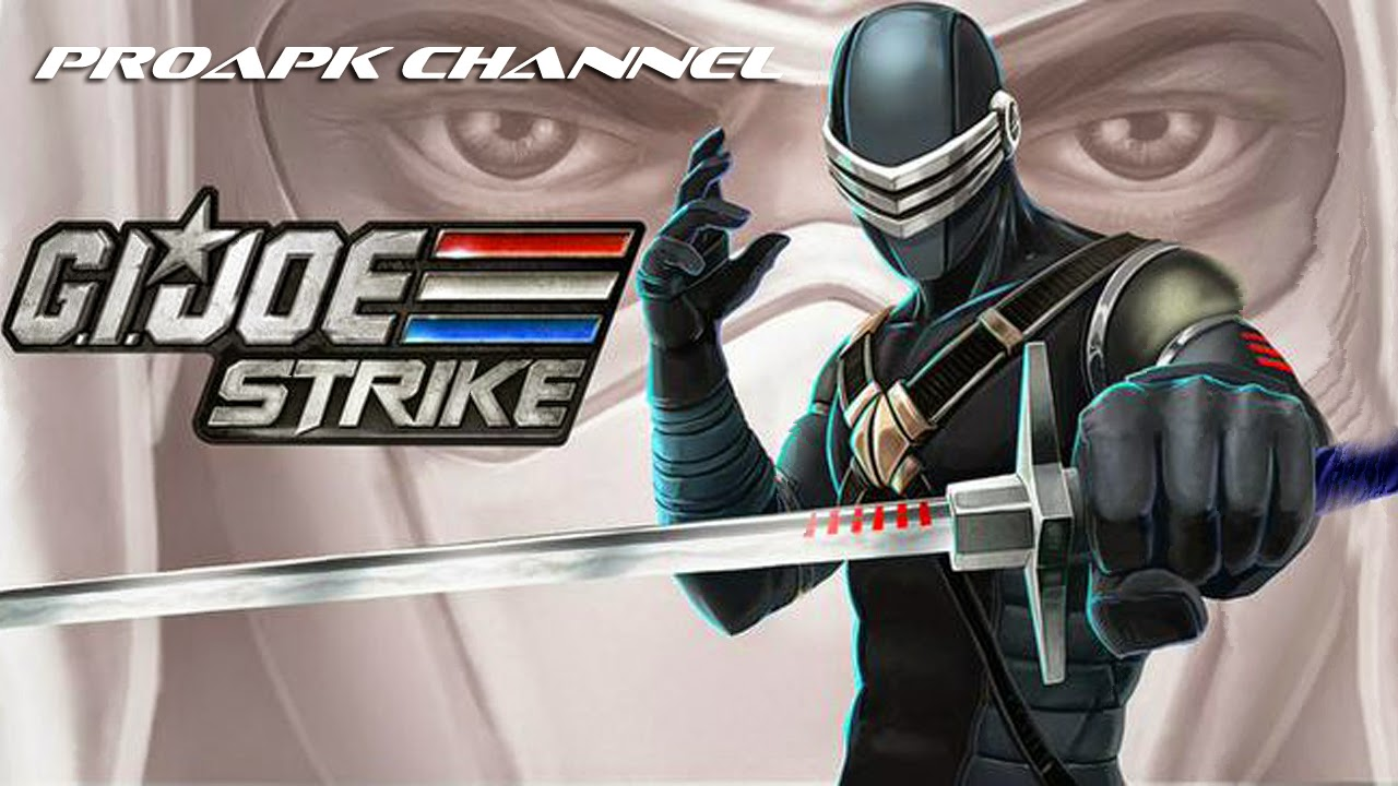 G.I. Joe: Strike Gameplay IOS / Android