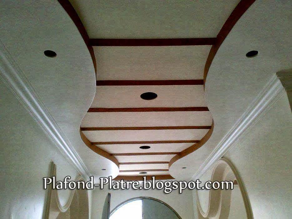 plafond suspendu d coratif vague faux plafond platre suspendu et tendu. Black Bedroom Furniture Sets. Home Design Ideas
