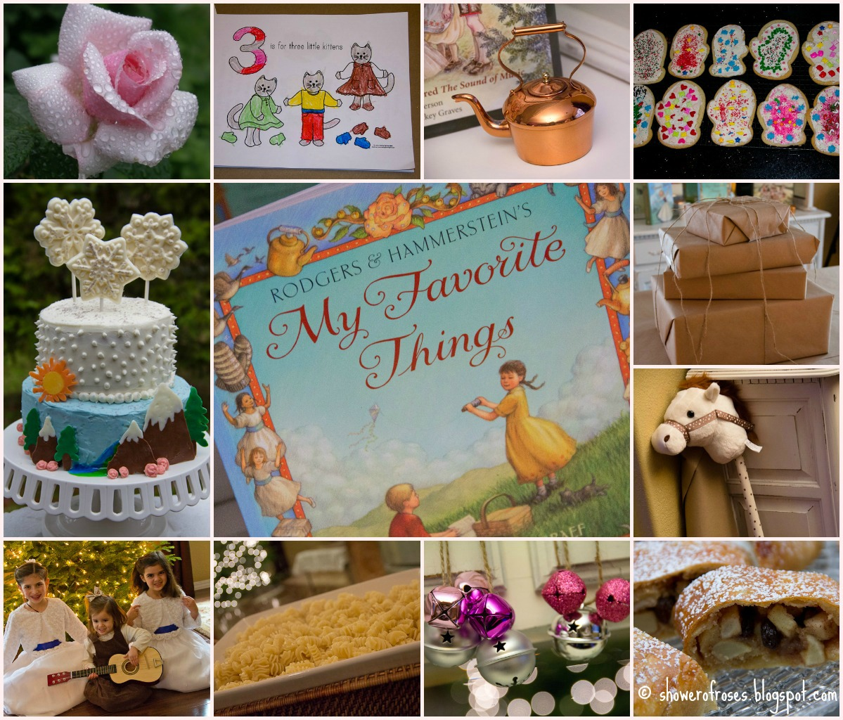Shower of Roses: My Favorite Things :: A Sound of Music ... - photo#43