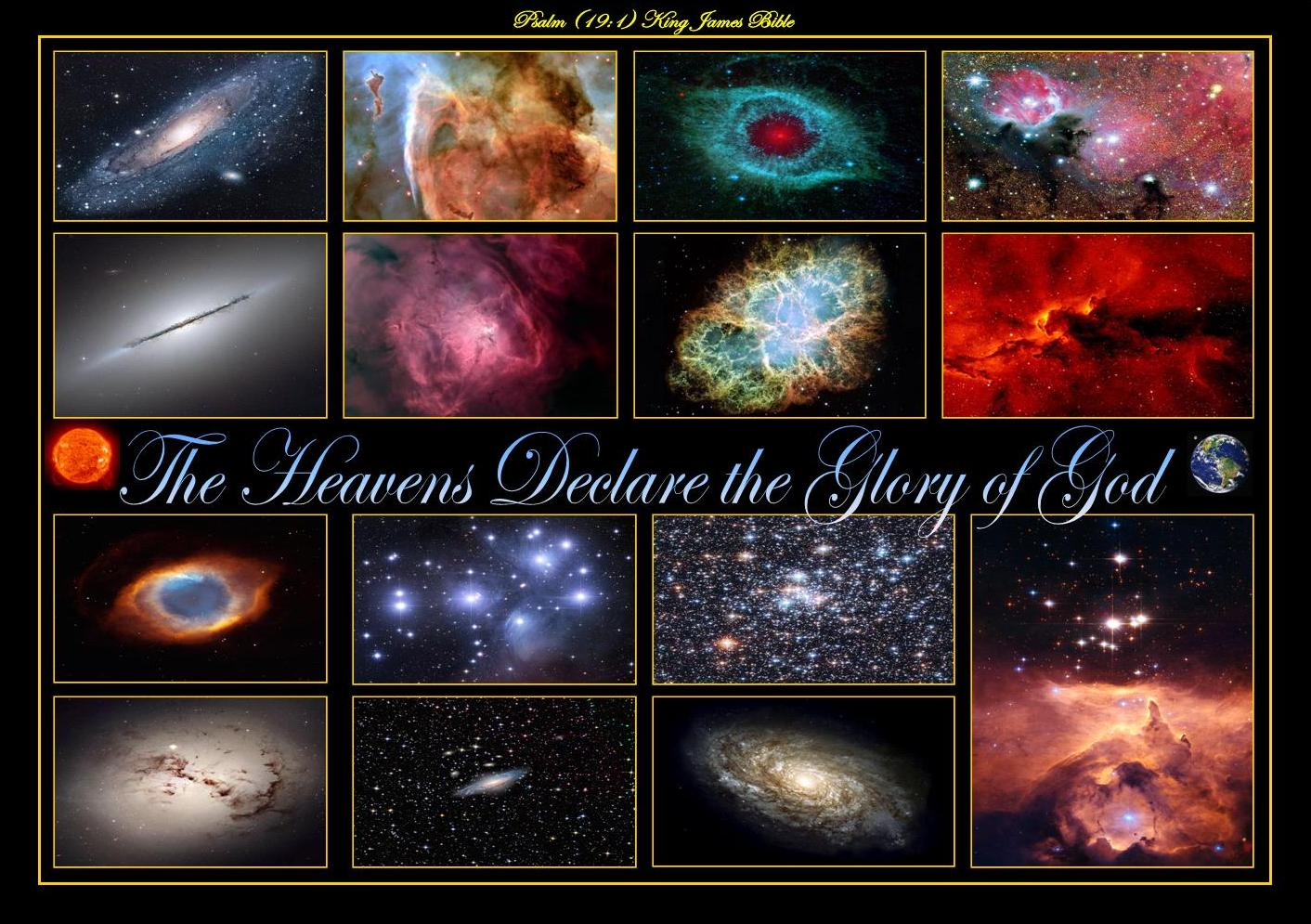 Heaven hubble space pics
