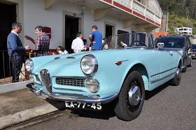 Alfa Romeo 2000 Spider Touring - 1959
