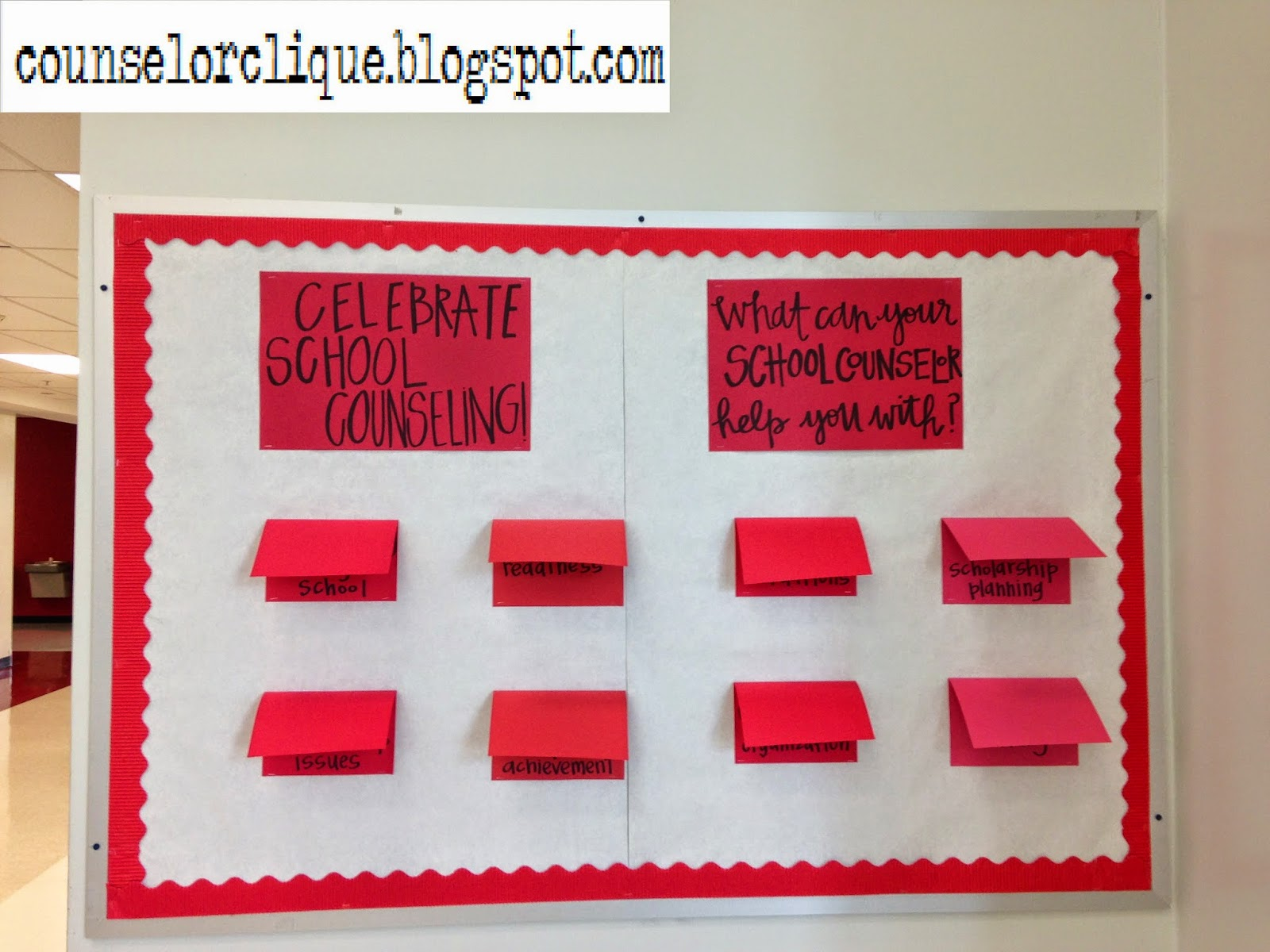 How To Celebrate National School Counseling Week Day 2