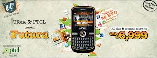 Ufone & PTCL presents Futura