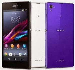 Harga Dan Spesifikasi Sony Xperia Z1 New