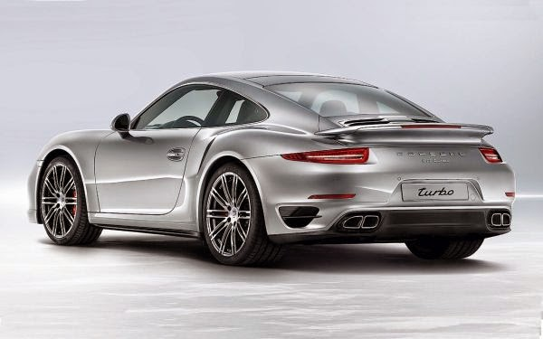 2016 Porsche 911 Turbo Functions