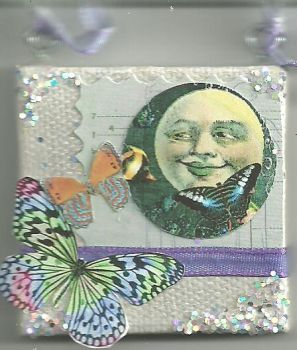 Butterflies in the Moon