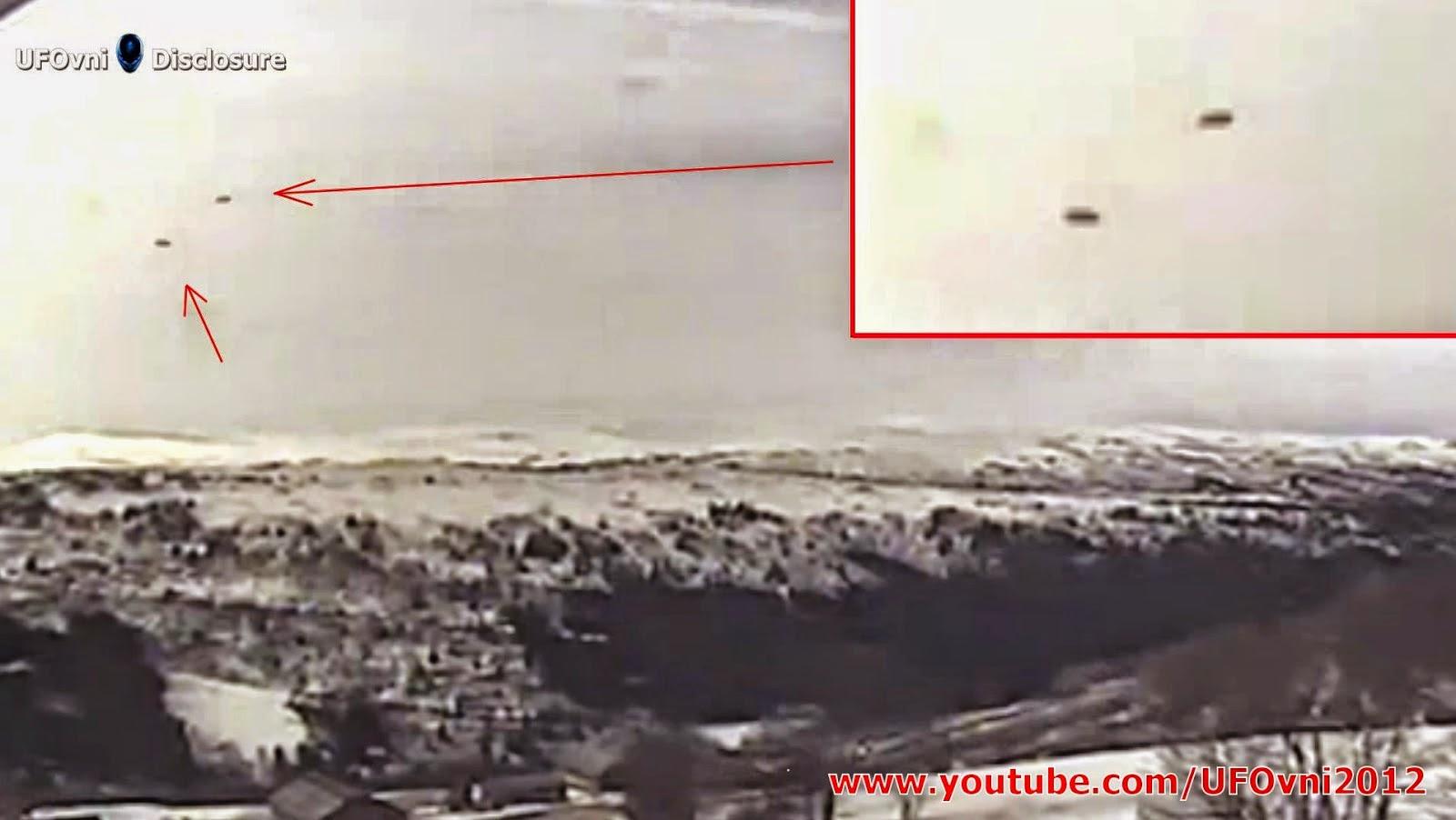 Observations d'OVNI enregistrées dans Hessdalen en Norvège