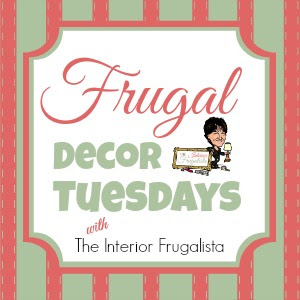Frugal Decor Tuesdays Blog Series every Tuesday