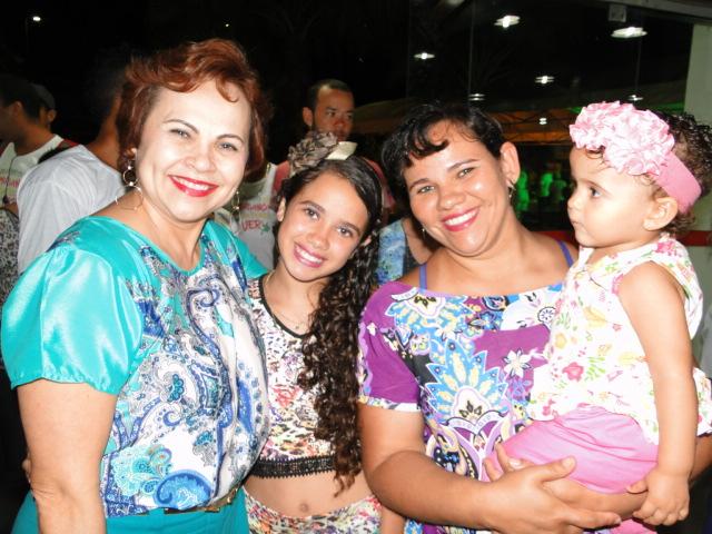 Presidente da Fundação Marimbeta, Acácia Pinho