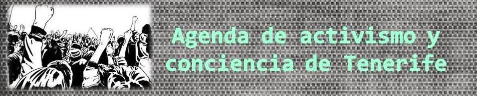 Agenda de Activismo y Conciencia de Tenerife