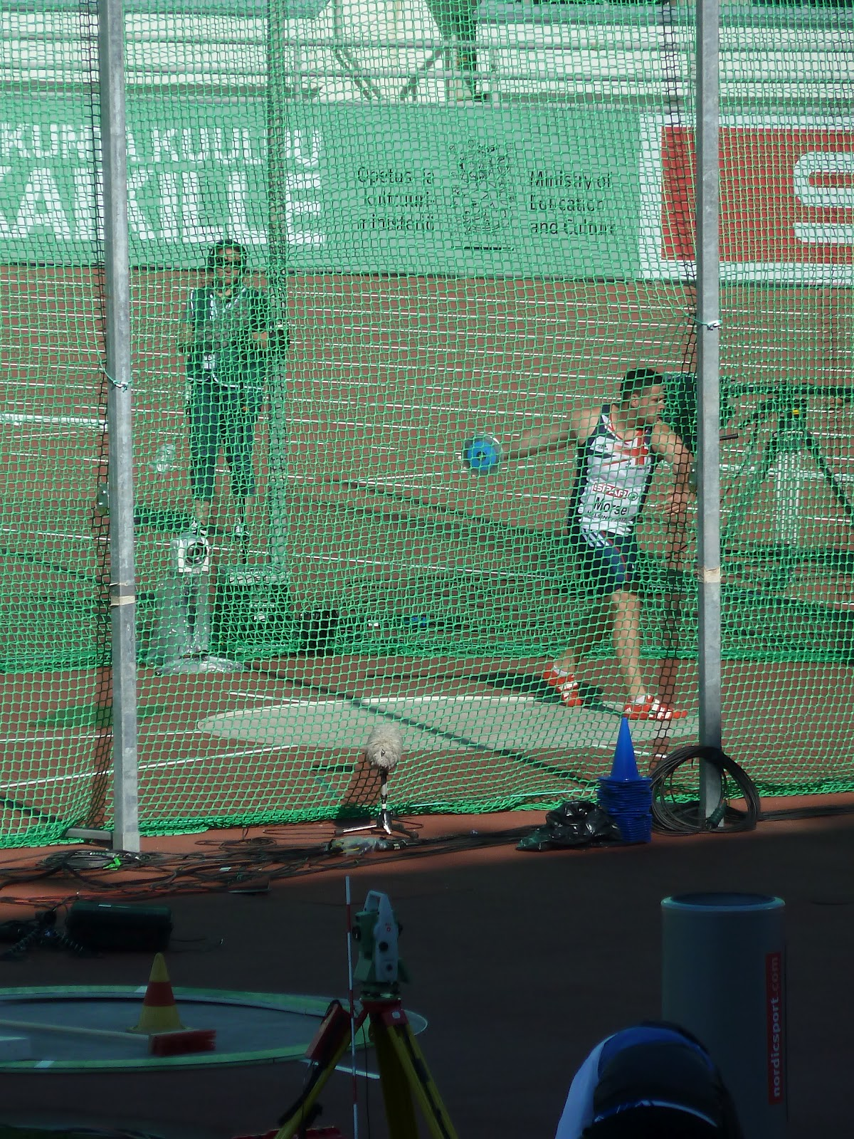 pension lawyer meets world day three european championships and