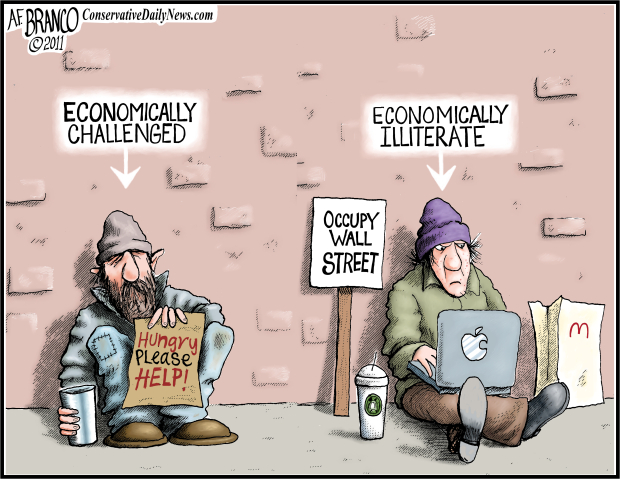 economically illiterate