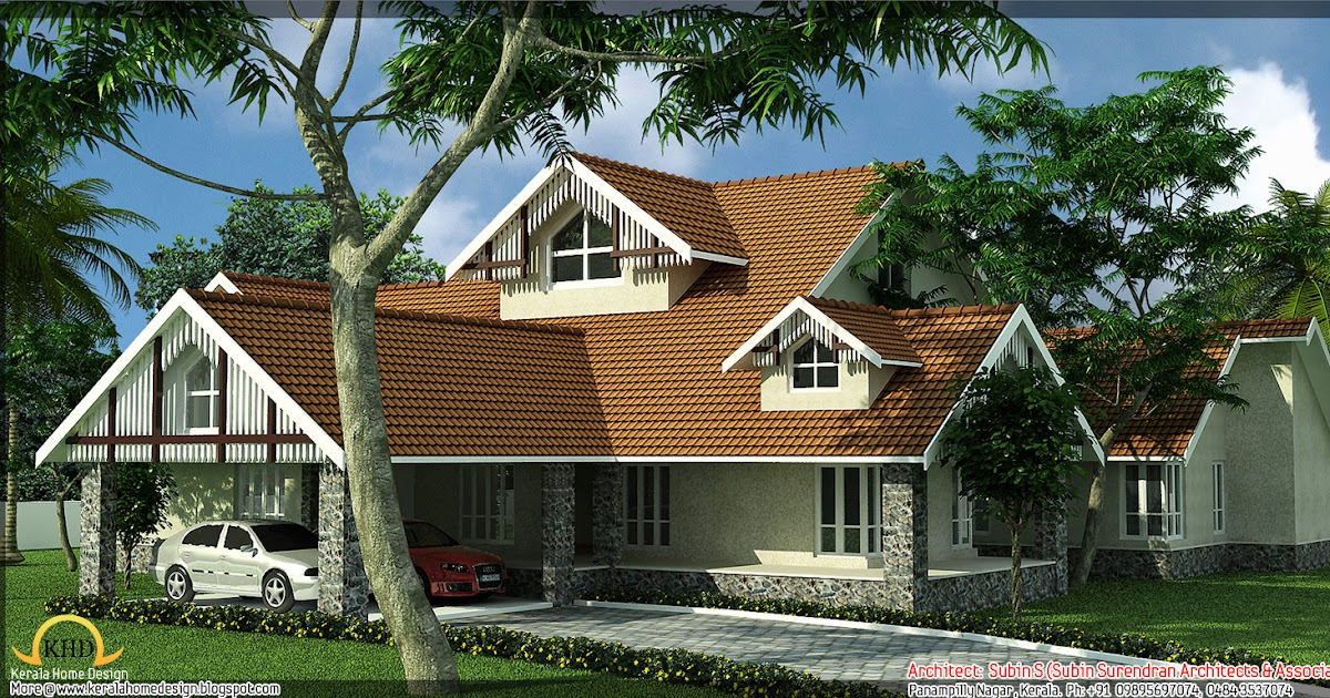 Modern Contemporary Home 1949 Sq Ft Keralahousedesigns