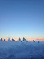 Vinter på Nordseter